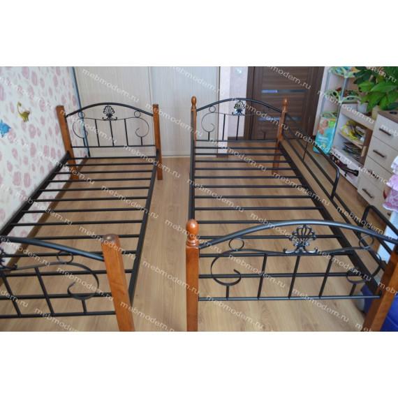 Кровать двухъярусная BOLERO AT-2033 90*200 см (bunk bed)