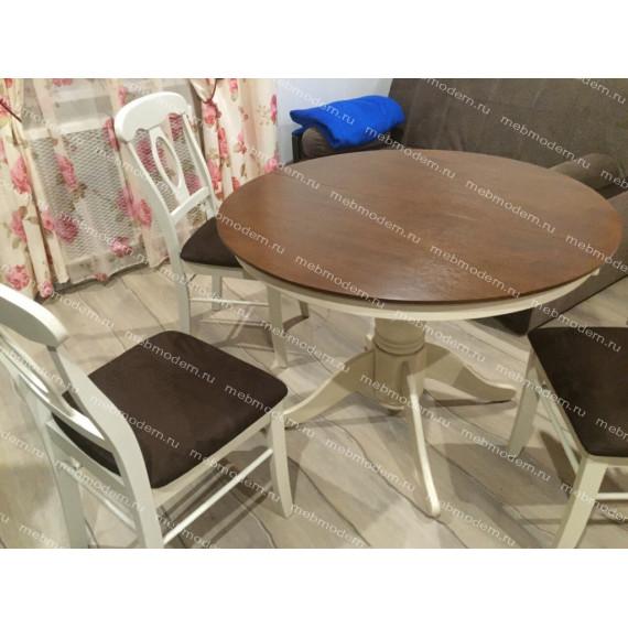 Стол обеденный раскладной Cairo / Каир (CT4260)