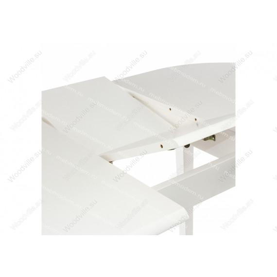 Стол раскладной Lugano butter white